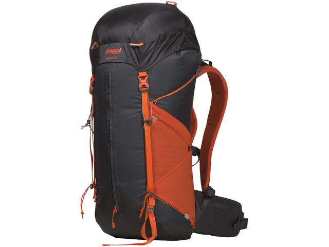 0c6bc5e35ff Start · Trekking & Wandelen · Trekking- & Wandelrugzakken; Bergans Helium  40 rugzak grijs/oranje. Bergans ...